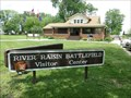 Image for River Raisin National Battlefield Park - Monroe, Michigan, USA.