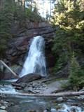 Image for Baring Falls - Glacier National Park