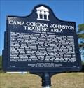 Image for Camp Gordon Johnston Plaque - Carrabelle, Florida, USA.