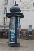Image for Place de l'Hôtel de ville - Poitiers - Poitou-Charentes - France