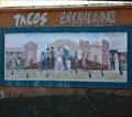Image for Mexican Street Scene - Jacksonville, TX