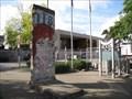 Image for Graffiti sur le mur de Berlin-Schengen-Luxembourg