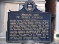 Image for Original Site Of Quincy College - Quincy IL