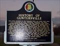 Image for History of Guntersville - Guntersville, AL