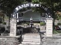Image for Basin Spring Park Arch - Eureka Springs AR