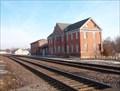 Image for The Old Belle Plaine Train depot - Belle Plaine, Iowa
