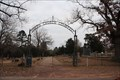 Image for North Church Cemetery Arch -- Nacogdoches TX