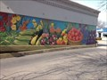 Image for Farmers' Market Mural - South Haven, Michigan
