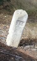 Image for Glenelg Hwy milestone - Wannon, Victoria, Australia