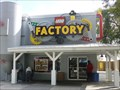 Image for Lego Factory - Legoland - Florida, USA.