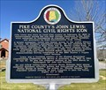 Image for Pike County's John Lewis: National Civil Rights Icon - Troy, AL