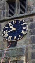 Image for Church Clock - St Bartholomew - Hognaston, Derbyshire