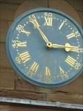 Image for Clock, Berrington Hall, Leominster, Herefordshire, England
