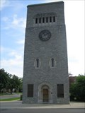 Image for Carillon - Norfolk's War Memorial Carillon Tower, Simcoe ON