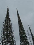 Image for Watts Towers of Simon Rodia - Los Angeles, CA