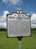 Image for Green Spring Road