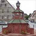 Image for Pottery Fountain, Kohren-Sahlis, Germany
