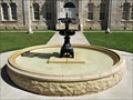 Image for Robertson Courthouse Fountain - Franklin, TX