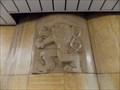 Image for Státní znak Ceskoslovenské socialistické republiky - podchod stanice metra Hradcanská, Praha, CZ