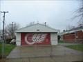 Image for Detroit Redwing Garage Door Art