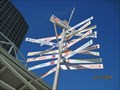 Image for Los Angeles Sister Cities Signpost - Los Angeles, CA