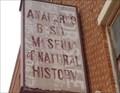 Image for Historic Route 66 - Anadarko Basin Museum - Elk City, Oklahoma, USA.