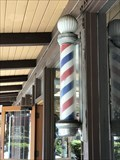 Image for The Barber Stylist (Front Pole) - Los Altos, CA