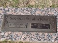 Image for 100 - George W.M. Nokes - Chapel Hill Cemetery - OKC, OK