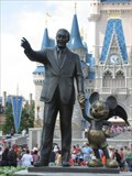 Image for Disney 'Partners' Statues - Magic Kingdom - Orlando, FL