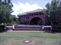 Image for Cicero Holt Maddox II - Alpharetta Welcome Center fountain - Alpharetta, GA.