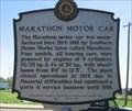 Image for Marathon Motor Car - Historical Commission of Metropolitan Nashville and Davidson County