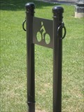 Image for Bicycle posts - Cazenovia, NY