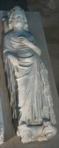 """Image for Charles IV dit """"Le Bel"""" - Roi de France - Saint-Denis, France"""