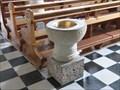 Image for Baptismal Font - Pfarrkirche St. Maria Magdalena - Oberleutasch, Austria