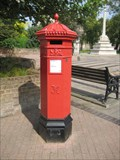 Image for Tring - Victorian Post Box