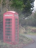 Image for Red Box, Bont Goch, Ceredigion, Wales, UK