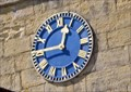 Image for Clock, St. Peter's Church, Barnburgh, Doncaster, UK.