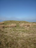 Image for Cairn, Hill top, Llanllwni, Carmarthenshire, Wales, UK