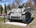 Image for Stuart M5 Light Tank ~ Hyrum City Cemetery