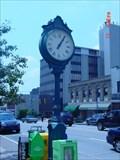 Image for Mt. Lebanon Town Clock, Mt. Lebanon PA