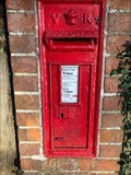 Image for Victorian Wall Post Box - Mortimer near Burghfield - Berkshire - UK