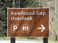 Image for Newfound Gap - Great Smokey Mountain NP