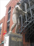Image for Stan Musial - St Louis, MO