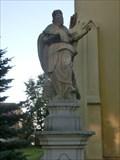 Image for St. Gregory of Nazianzus // sv. Rehor z Nazianzu -  Lubenec, Czech Republic