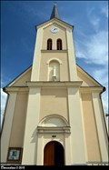 Image for Kostel Nanebevzetí Panny Marie / Church of Assumption of Virgin Mary - Ostrava-Trebovice (North Moravia)