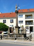 Image for Marian Column - Bystrice n. Pernstejnem, Czech Republic