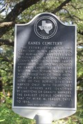 Image for Eanes Cemetery