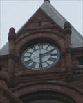 Image for La Porte County Courthouse Clock - La Porte, IN