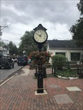 Image for Town Clock - New Hope, PA