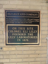 FIRST - Eli Lilly and Company Headquarters - Indianapolis